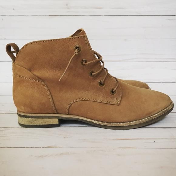 36ca3009ae Diba Shoes - Diba Eli Chukka Leather Lace Up Boots